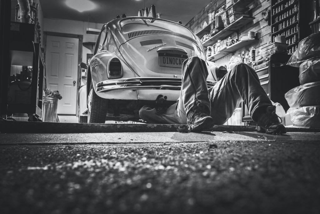 Ma passion qui rapporte : la mécanique auto/moto.